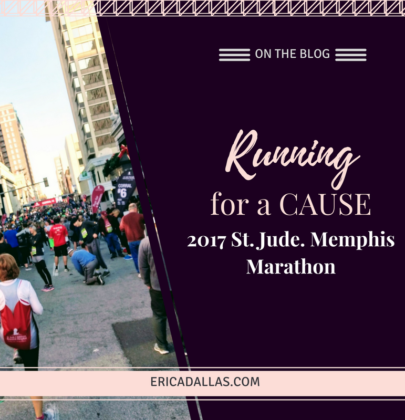 RUNNING FOR A CAUSE: 2017 St. Jude Memphis Marathon